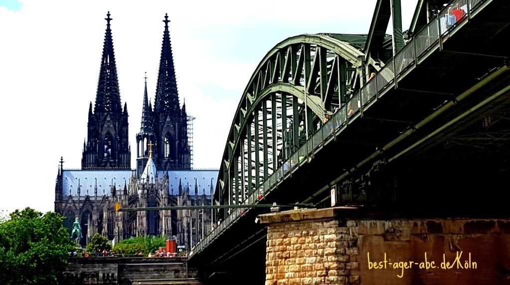 Dom Köln _Hohenzollern