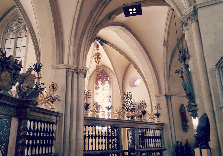 Dom Münster inside