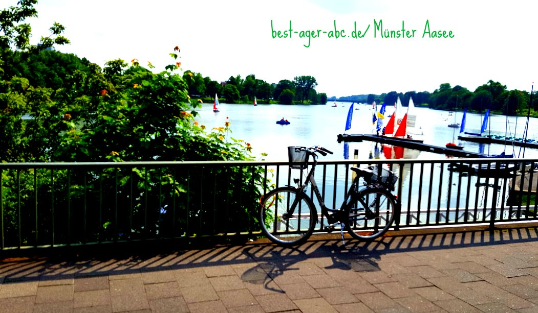 Münster Aasee