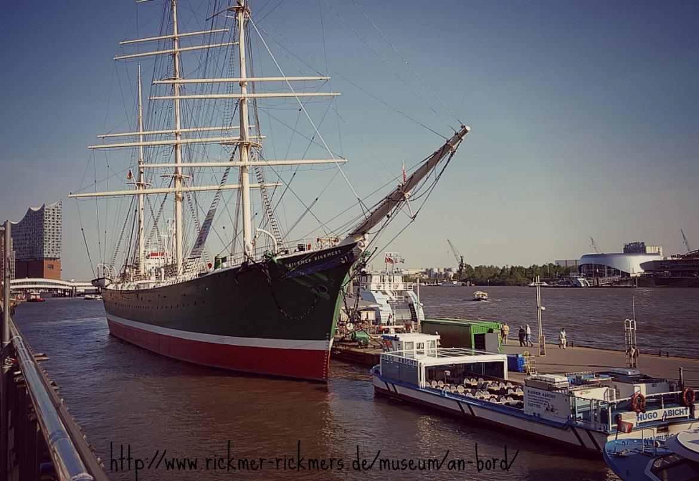 Rickmer Rickmer's Segelschiff