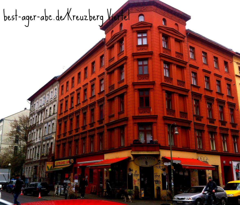 Viertel in Kreuzberg