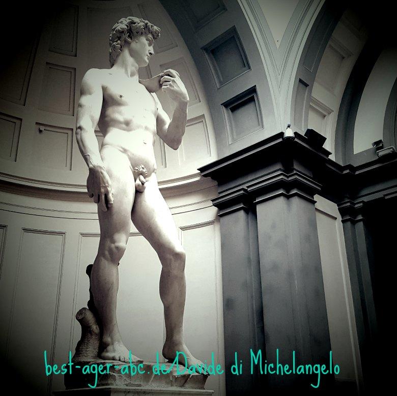 David von Michelangelo, ein Muss in Florenz