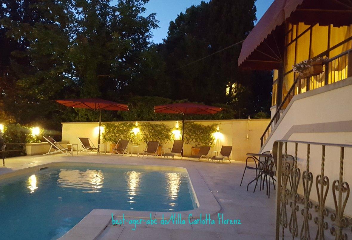 Ein sehr angenehmes Hotel im Süden von Florenz