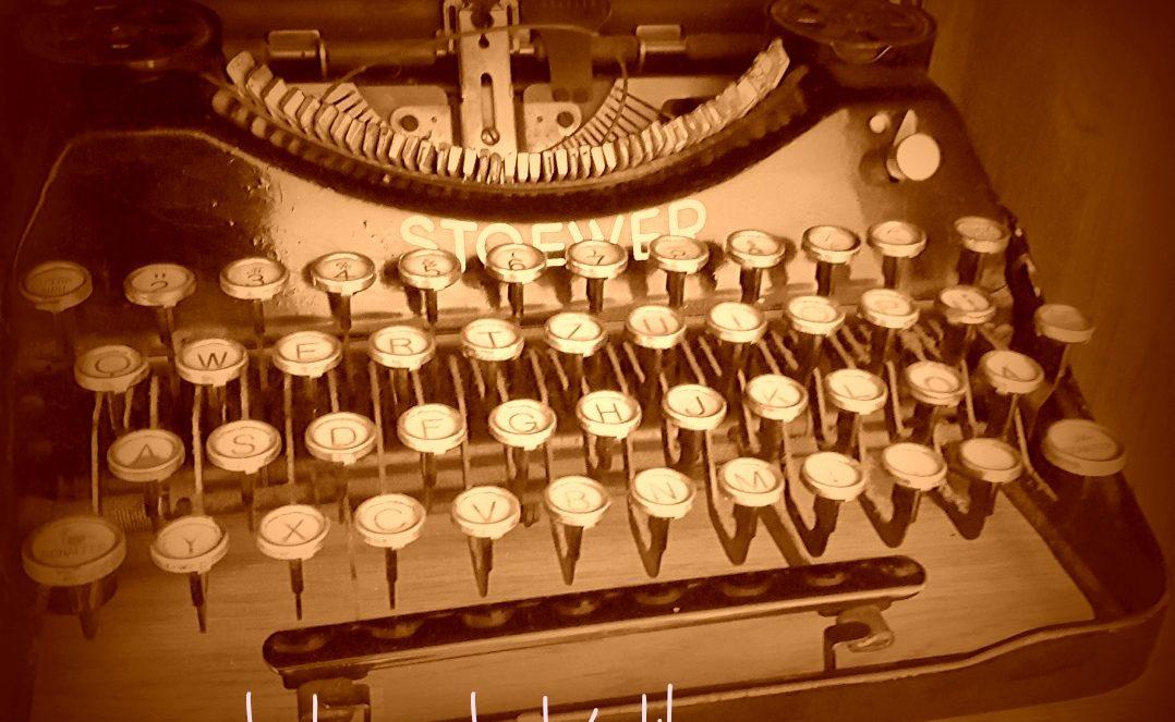 Bloggen vor langer Zeit